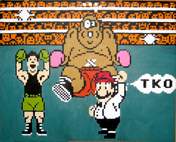 Mike Tyson's Punch Out! | Trainer Greg