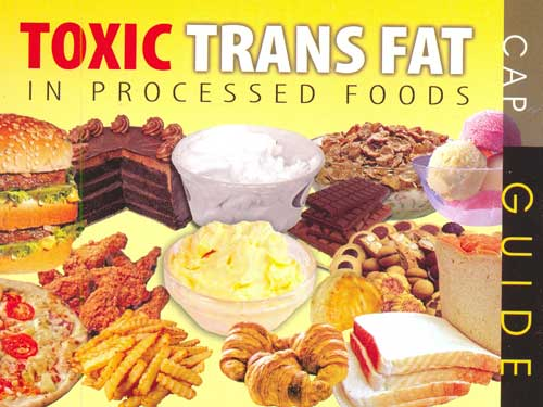 High Trans Fat Foods To Avoid